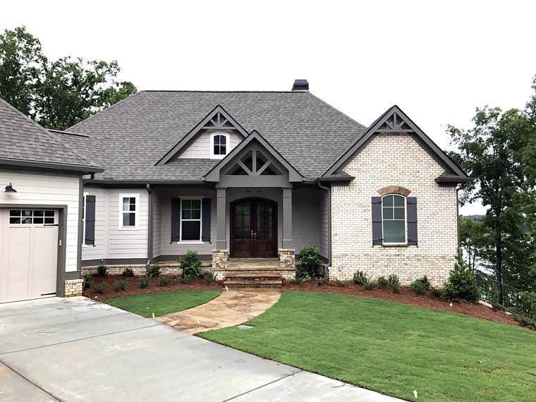 Cottage, Country, Craftsman, Traditional House Plan 50268 with 4 Beds, 4 Baths, 3 Car Garage Picture 8