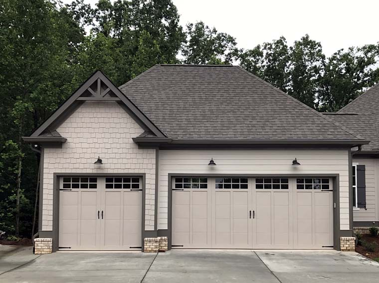 Cottage, Country, Craftsman, Traditional House Plan 50268 with 4 Beds, 4 Baths, 3 Car Garage Picture 9