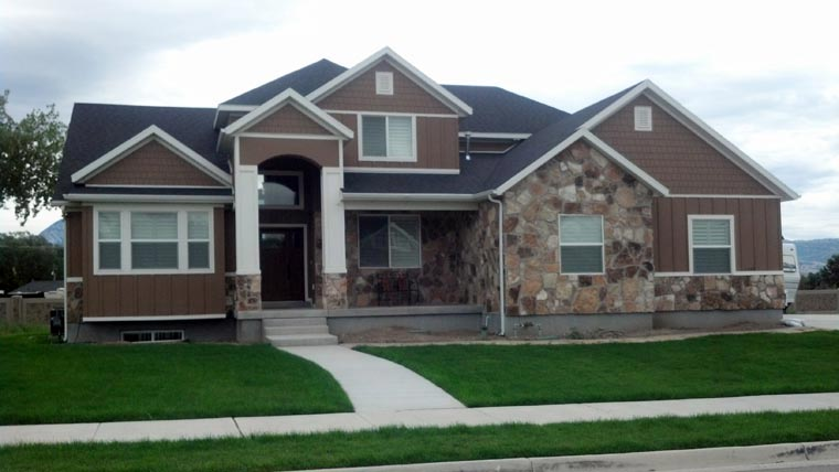 House Plan 50434 At Familyhomeplans Com