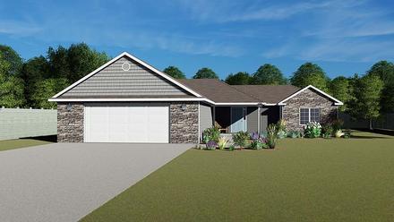 House Plan 50615