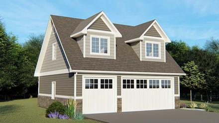Garage Plan 50630