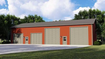 Garage Plan 50668