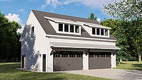 Garage Plan 50707
