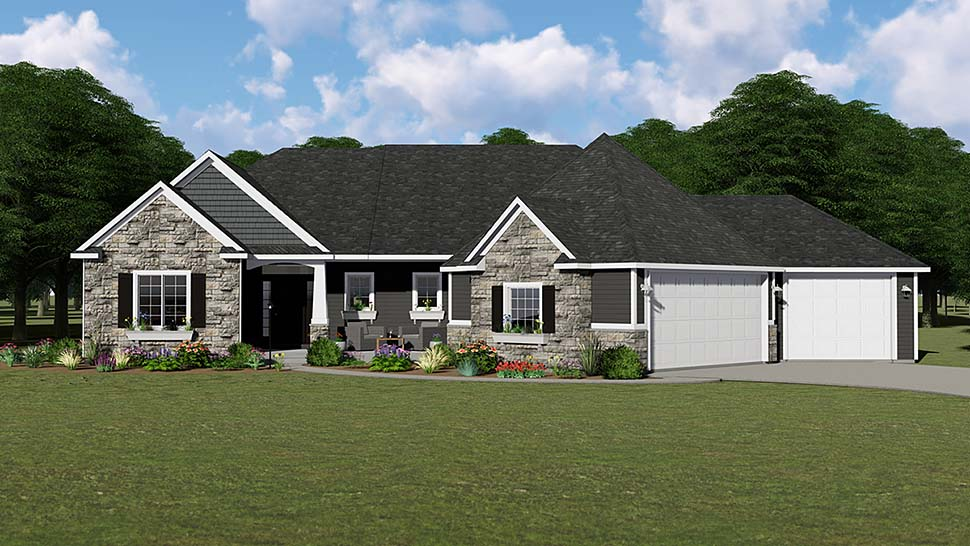 Ranch Style House Plan 50737 with 3 Bed, 3 Bath, 3 Car Garage on ranch house house, ranch house beds, ranch house plumbing, ranch house barn, ranch house remodel, ranch house office, ranch house street, ranch house roof, ranch house steel siding, ranch house skylights, ranch house cottage, ranch house backyard, ranch house dining room, ranch house floors, ranch house carport, ranch house dormers, ranch house hallway, ranch house hotel, ranch house bedroom, ranch house construction,