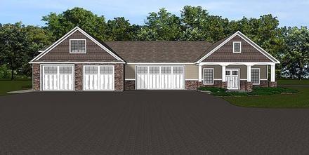 Garage Plan 50763