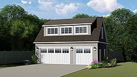 Garage Plan 50793