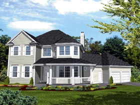House Plan 51007