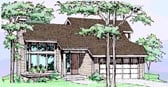 Plan Number 51033 - 1246 Square Feet