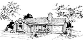 House Plan 51036