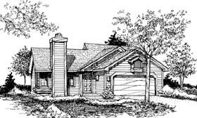 House Plan 51045