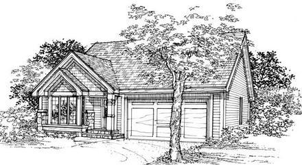 House Plan 51094