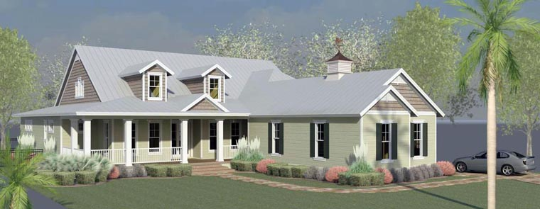 House Plan 51205 At
