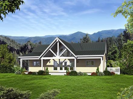 House Plan 51422