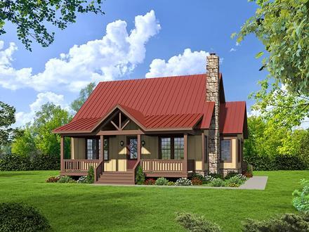 House Plan 51437