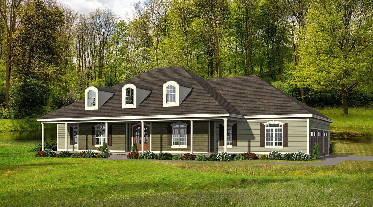 house plan 51447 at familyhomeplans com