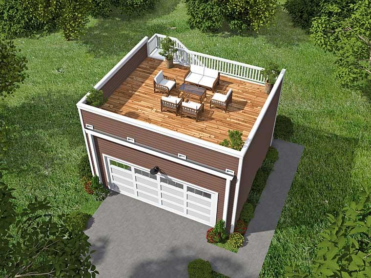 Garage Plan 51450 At FamilyHomePlanscom