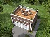 Garage Plan 51450