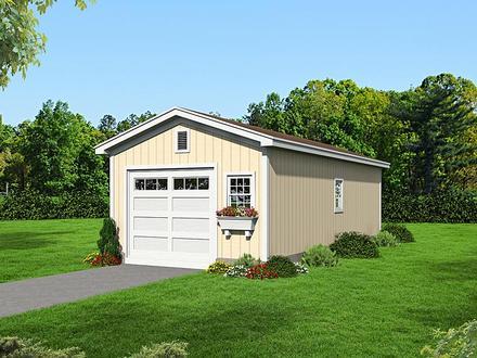 Garage Plan 51502