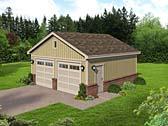 Garage Plan 51530