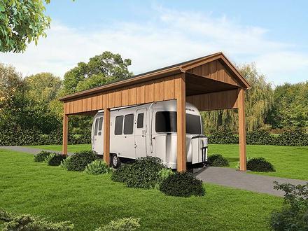Garage Plan 51534