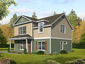 House Plan 51617