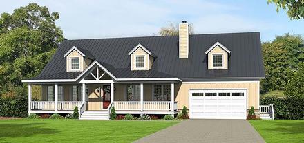 House Plan 51637