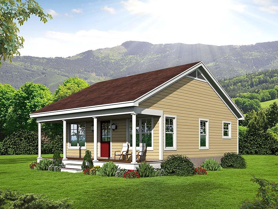 House Plan 51640