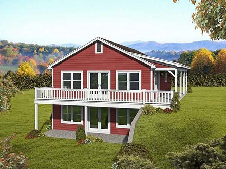 House Plan 51676