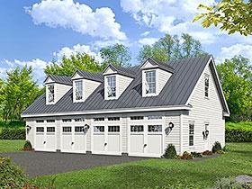 Garage Plan 51682