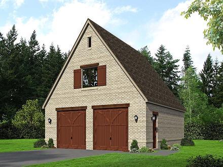 Garage Plan 51684
