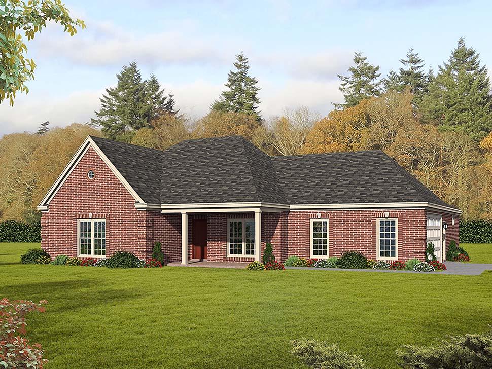 House Plan 51685