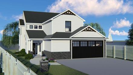 House Plan 51800