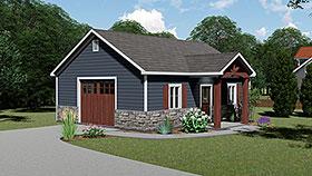 Garage Plan 51839