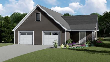 Garage Plan 51842