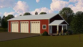 Garage Plan 51868