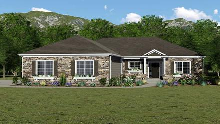 House Plan 51872
