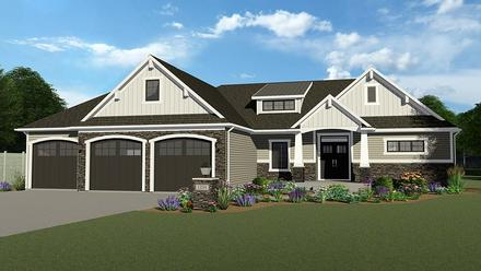 House Plan 51875