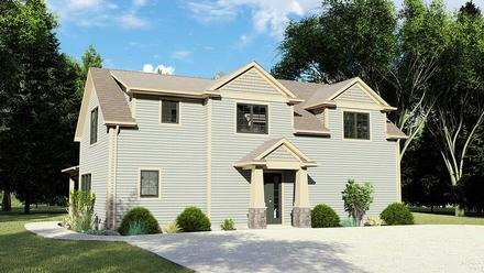 House Plan 51877
