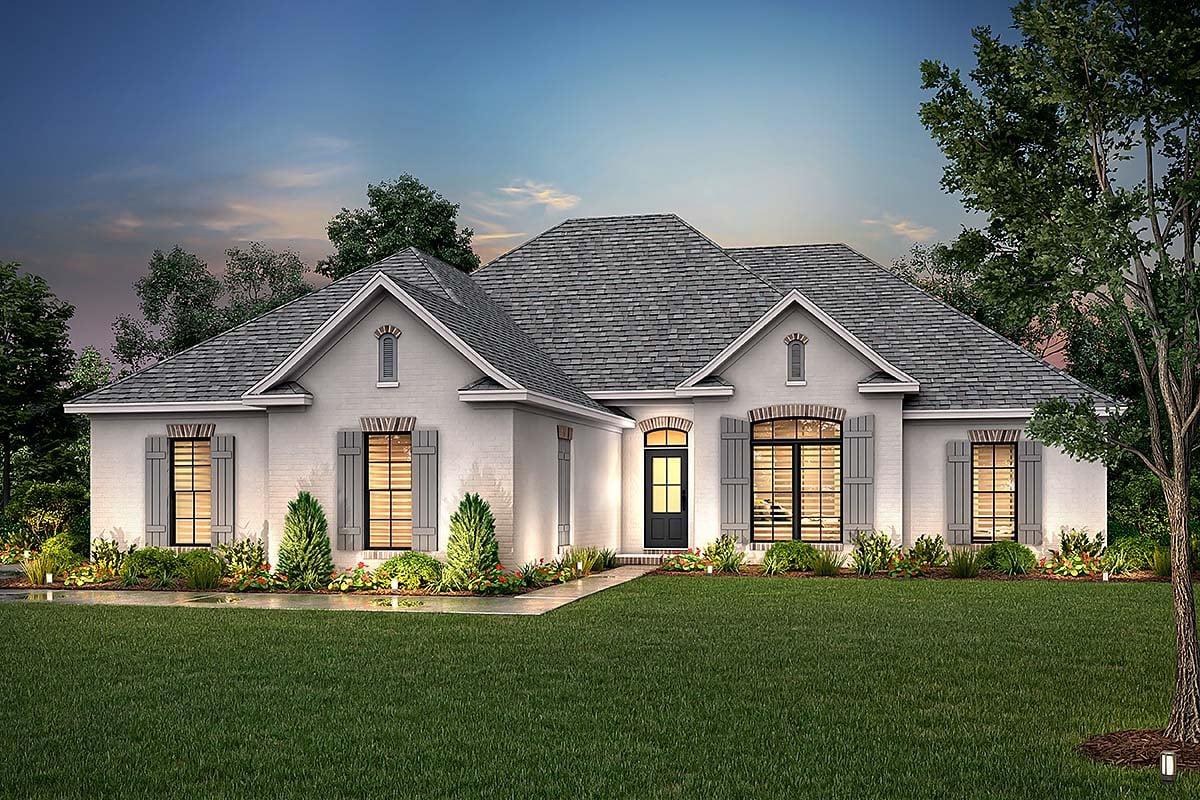 House Plan 51901