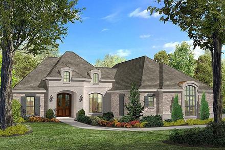 House Plan 51910