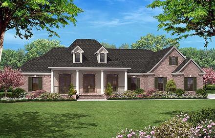 House Plan 51952