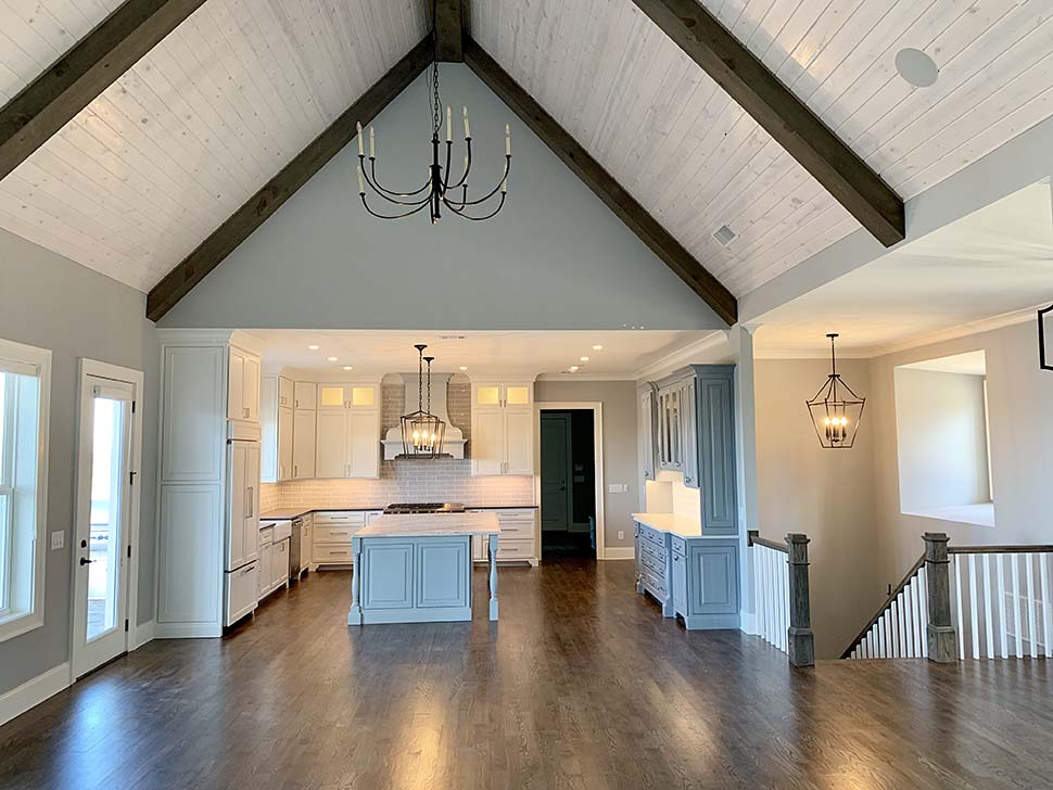 Craftsman, Traditional House Plan 52010 with 4 Beds, 5 Baths, 4 Car Garage Picture 10