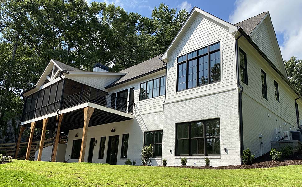 Coastal, Farmhouse, Southern House Plan 52025 with 4 Beds, 5 Baths, 3 Car Garage Picture 6