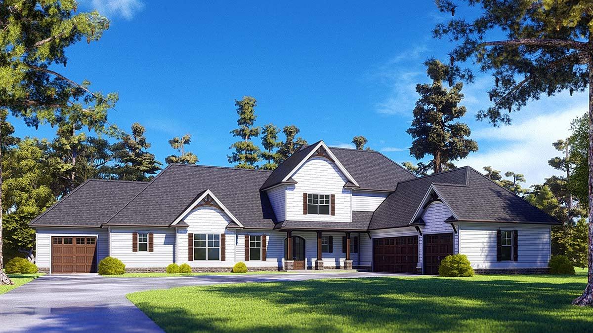 House Plan 52030