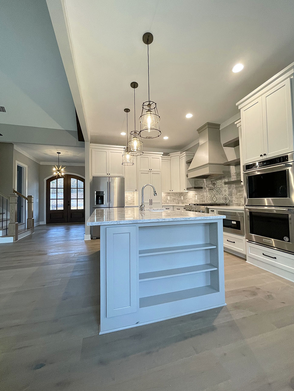 Craftsman, Farmhouse House Plan 52030 with 4 Beds, 4 Baths, 4 Car Garage Picture 35