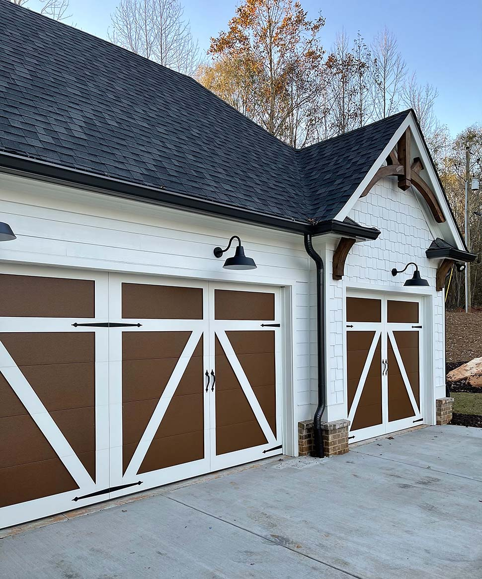 Craftsman, Farmhouse House Plan 52030 with 4 Beds, 4 Baths, 4 Car Garage Picture 9