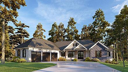 House Plan 52039
