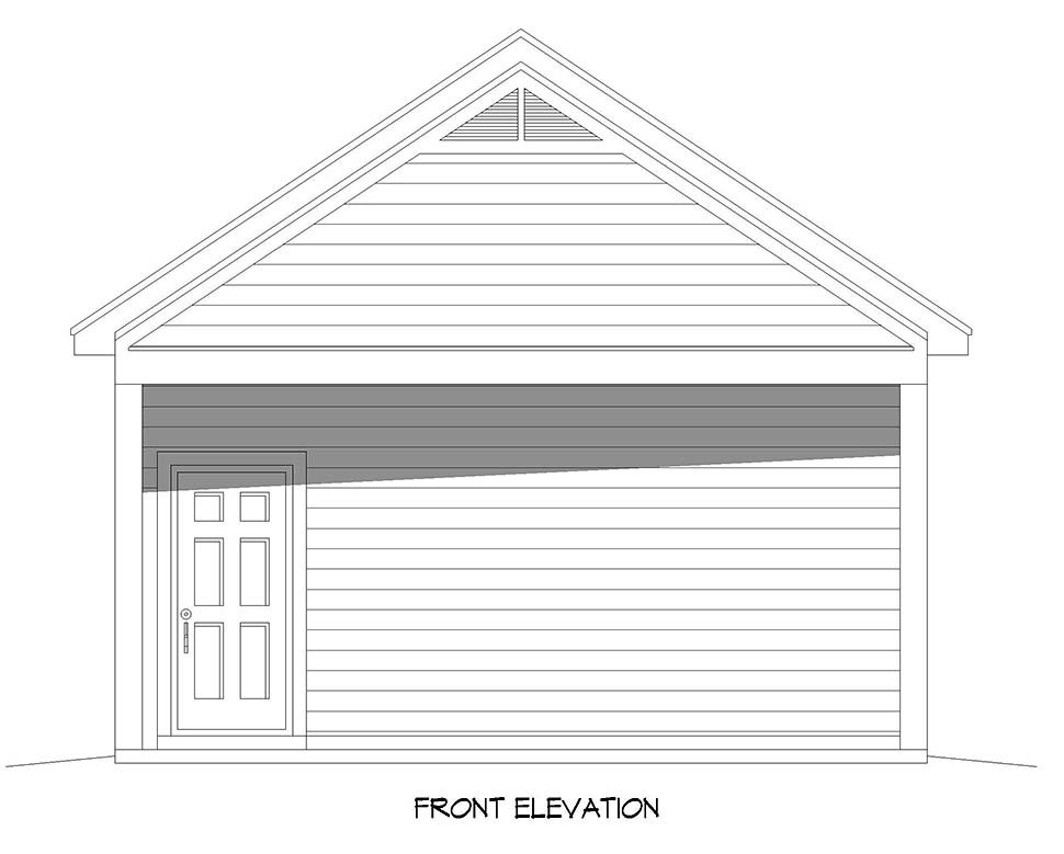 Country, Ranch, Traditional 2 Car Garage Plan 52103 Picture 3