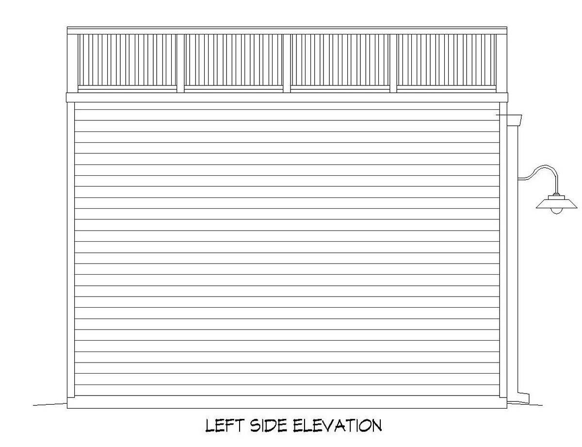 2 Car Garage Plan 52107 Picture 2