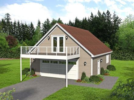 Garage Plan 52119